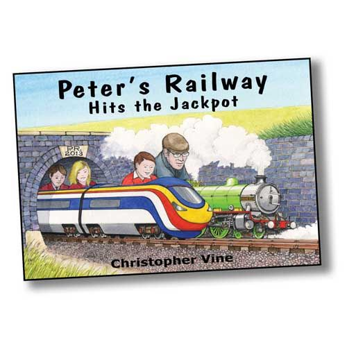 Peter's Railway (Book 5)  <br> Hits The Jackpot